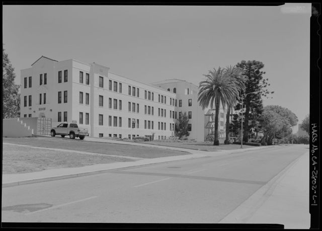 National Home for Disabled Volunteer Soldiers, Pacific Branch, Podiatry and Dialysis, 11301 Wilshire Boulevard, West Los Angeles, Los Angeles County, CA
