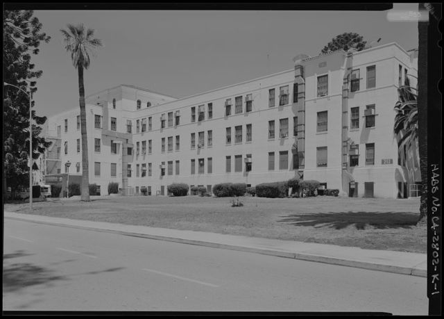 National Home for Disabled Volunteer Soldiers, Pacific Branch, Prosthetics, 11301 Wilshire Boulevard, West Los Angeles, Los Angeles County, CA