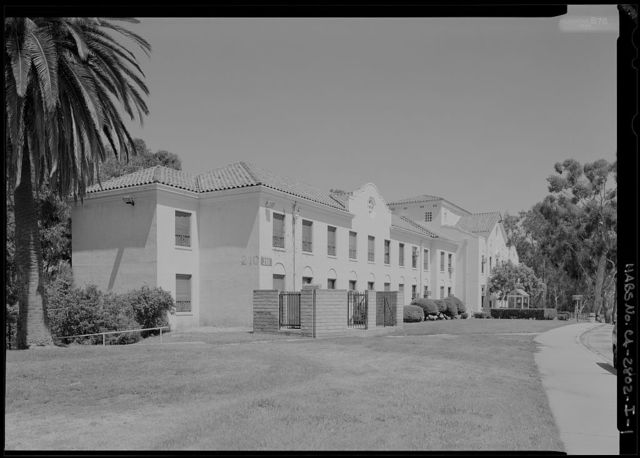 National Home for Disabled Volunteer Soldiers, Pacific Branch, Research, 11301 Wilshire Boulevard, West Los Angeles, Los Angeles County, CA