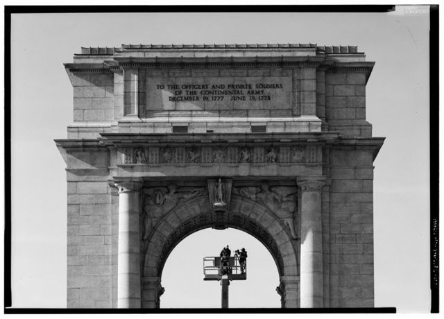 National Memorial Arch, King of Prussia, Montgomery County, PA