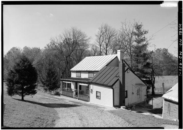 National Road, Tollhouse, Sharpsburg, Washington County, MD