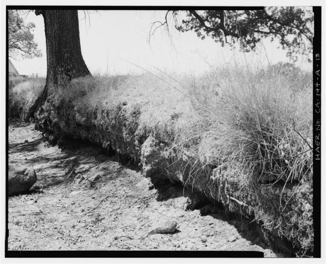 Natomas Ditch System, Blue Ravine Segment, Juncture of Blue Ravine & Green Valley Roads, Folsom, Sacramento County, CA