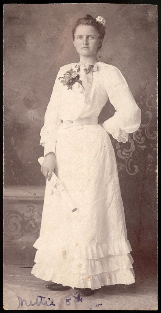 Nattie Oblinger Naden.