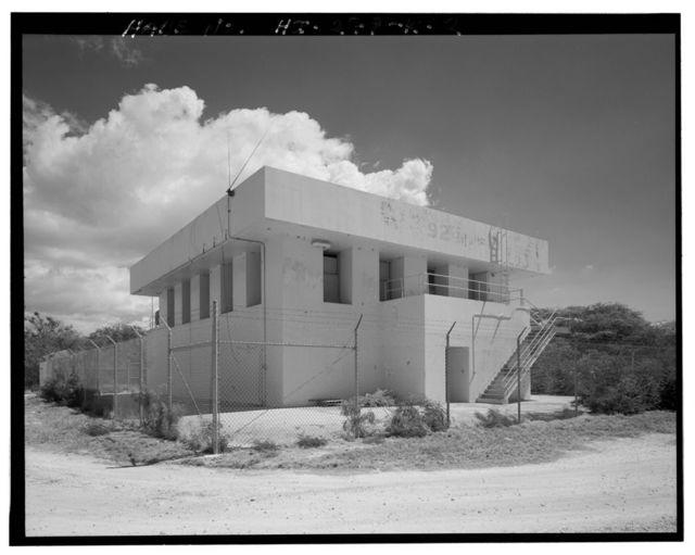 Naval Air Station Barbers Point, Telephone Exchange, Coral Sea Road north of Bismarck Sea Road, Ewa, Honolulu County, HI
