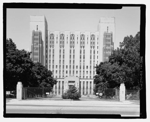 Naval Hospital, Pattison Avenue between Broad & Twentieth Streets, Philadelphia, Philadelphia County, PA
