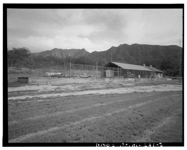 Naval Magazine Lualualei, Headquarters Branch, Operational Storage Building, Seventeenth Street, Pearl City, Honolulu County, HI