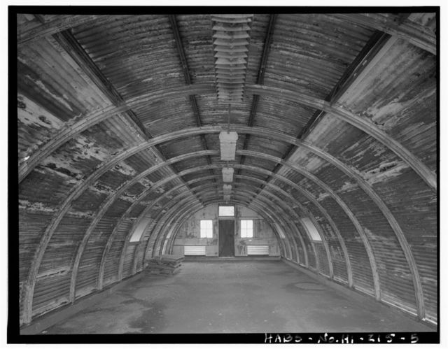 Naval Magazine Lualualei, West Loch Branch, Ammo-Explosive Maintenance Building, East of Third Street & D Avenue intersection, Pearl City, Honolulu County, HI