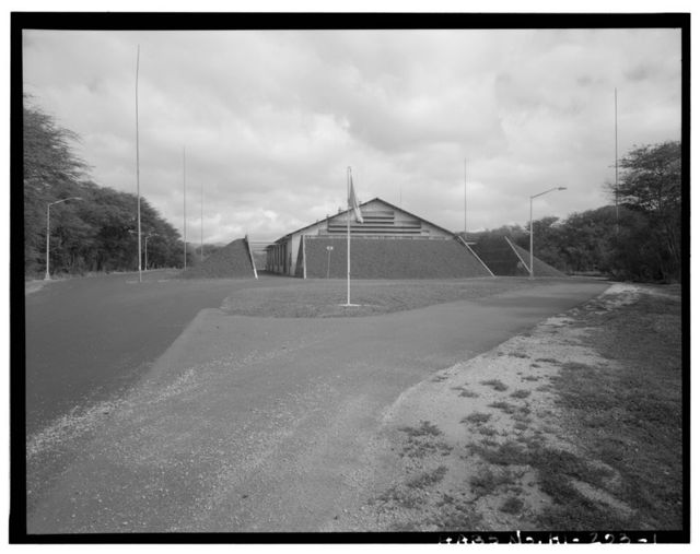 Naval Magazine Lualualei, West Loch Branch, Ammo Rework Building, North of Fourth Street near intersection with B Avenue, Pearl City, Honolulu County, HI
