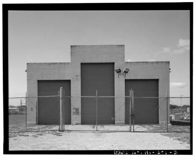 Naval Magazine Lualualei, West Loch Branch, Explosive & Small Train Depot, First Street in main wharf area, Pearl City, Honolulu County, HI