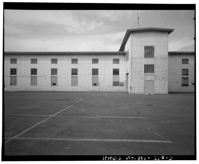 Naval Magazine Lualualei, West Loch Branch, Inert Storehouse Type, East of A Avenue between Third & Fourth Streets, Pearl City, Honolulu County, HI