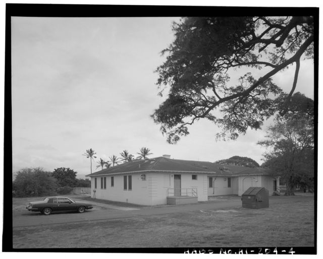 Naval Magazine Lualualei, West Loch Branch, Special Services Center-Gymnasium, Arizona Loop, Pearl City, Honolulu County, HI
