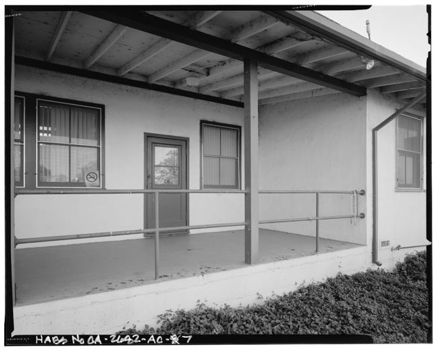 Naval Supply Annex Stockton, Office Building, West of intersection of Humphreys Drive & Embarcadero, Stockton, San Joaquin County, CA