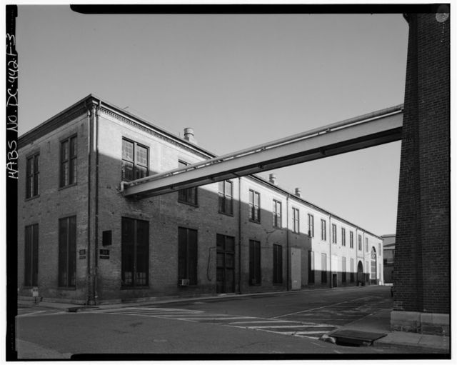 Navy Yard, Building No. 33, Northeast corner of Patterson & Kennon Streets, Washington, District of Columbia, DC