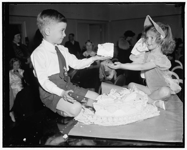 N.B.C. party. National Children's Frolic (N.B.C. Party), 3/19/38