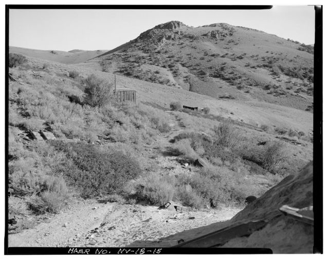 Nevada Lucky Tiger Mill & Mine, East slope of Buckskin Mountain, Paradise Valley, Humboldt County, NV