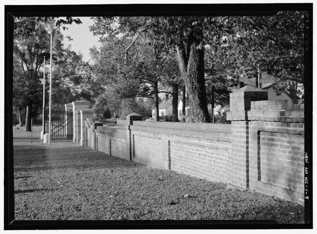 New Bern National Cemetery, 1711 National Avenue, New Bern, Craven County, NC