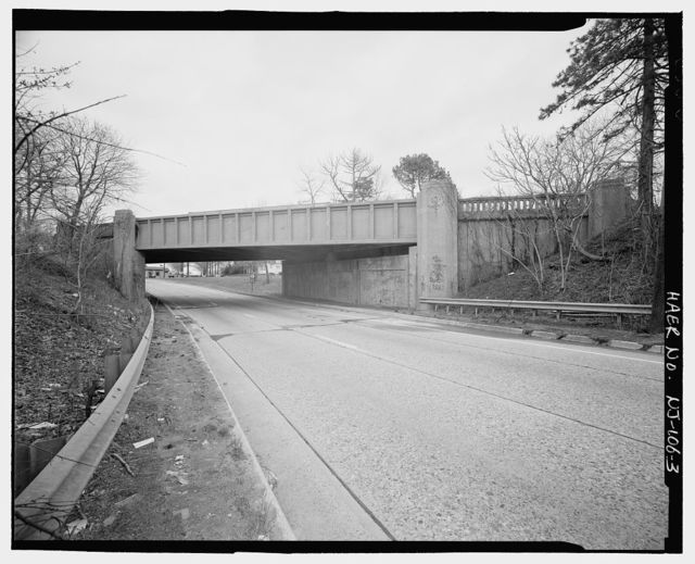 New Jersey Route 35 Bridge, U.S. Route 9, Spanning U.S. Route 1, Woodbridge, Middlesex County, NJ