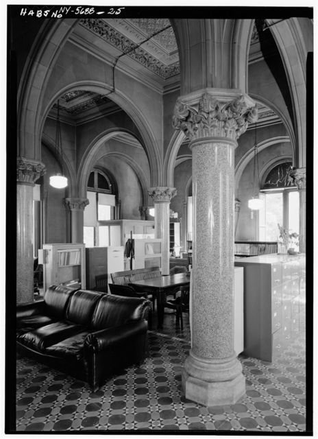 New York County Courthouse, 52 Chambers Street, New York, New York County, NY
