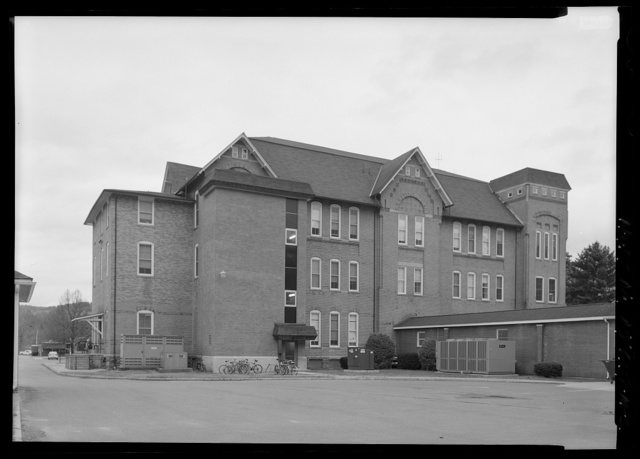 New York State Soldiers & Sailors Home, Building No. 34, Department of Veterans Affairs Medical Center, 76 Veterans Avenue, Bath, Steuben County, NY