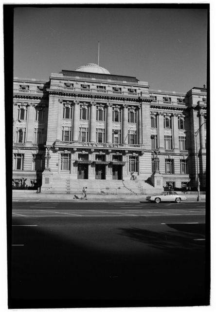 Newark City Hall, 920 Broad Street, Newark, Essex County, NJ