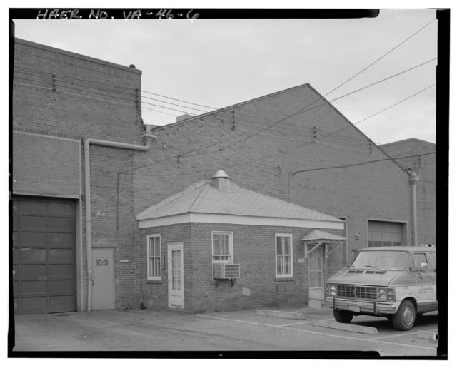 Newport News & Old Point Railway & Electric Company, Trolley Barn & Administration Building, 3400 Victoria Boulevard, Hampton, Hampton, VA