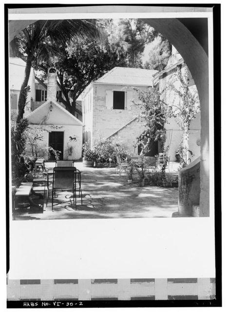 Newton House, 56 Company Street, Christiansted, St. Croix, VI
