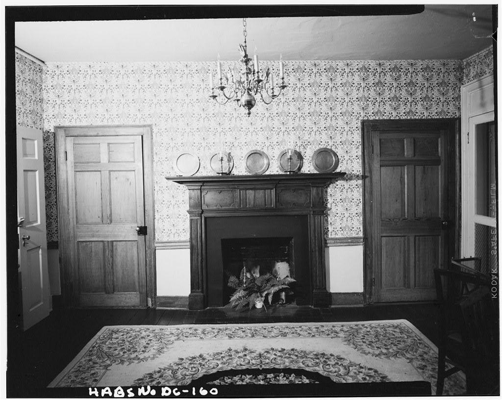 Nicholas Hedges House, 1069 Thomas Jefferson Street Northwest, Washington, District of Columbia, DC