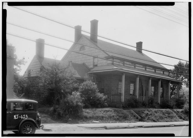 Nicholas Kipp House, 221 North Washington Avenue, Bergenfield, Bergen County, NJ