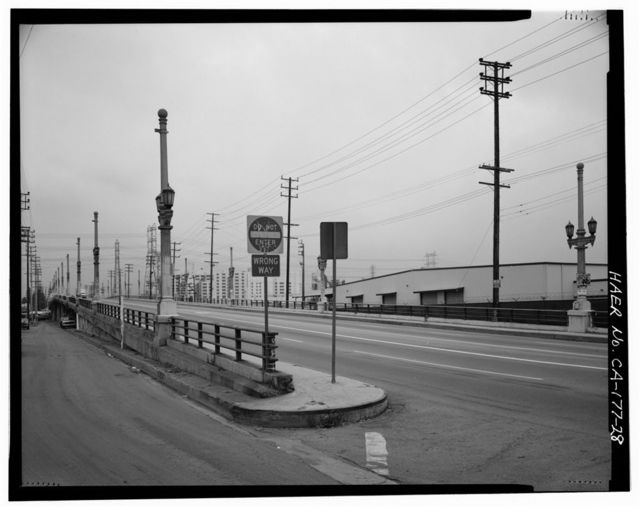 Ninth Street Viaduct, Spanning Los Angeles River at Olympic Boulevard, Los Angeles, Los Angeles County, CA