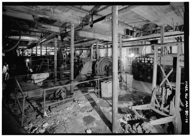 Norfolk Manufacturing Company Cotton Mill, 90 Milton Street, Dedham, Norfolk County, MA