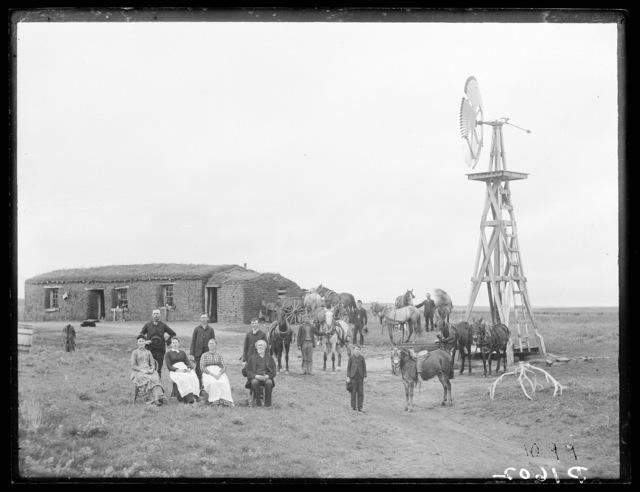 North Custer County, Nebraska.