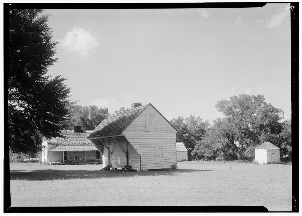 North Hampton Plantation Outbuildings, Pinopolis, Berkeley County, SC