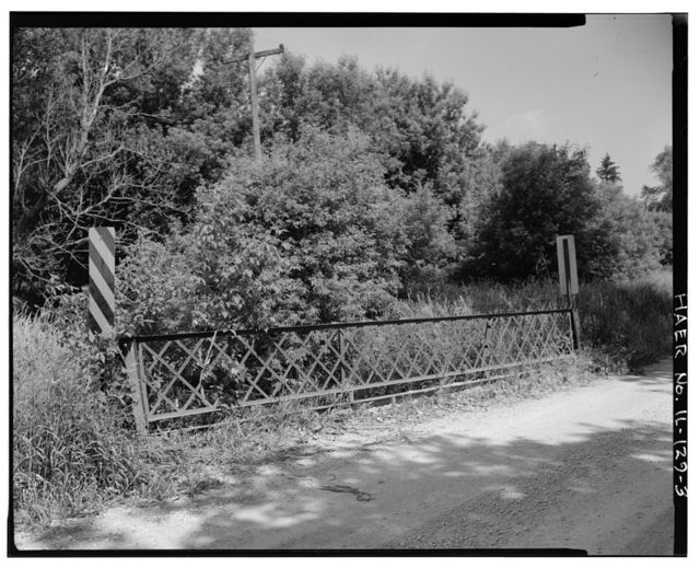 North Kinney Road Bridge, Spanning Brown Creek, Rock City, Stephenson County, IL