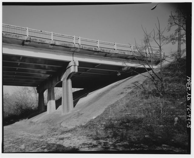 North San Gabriel River Bridge, Spanning North Fork of San Gabriel River at Business Route 35, Georgetown, Williamson County, TX