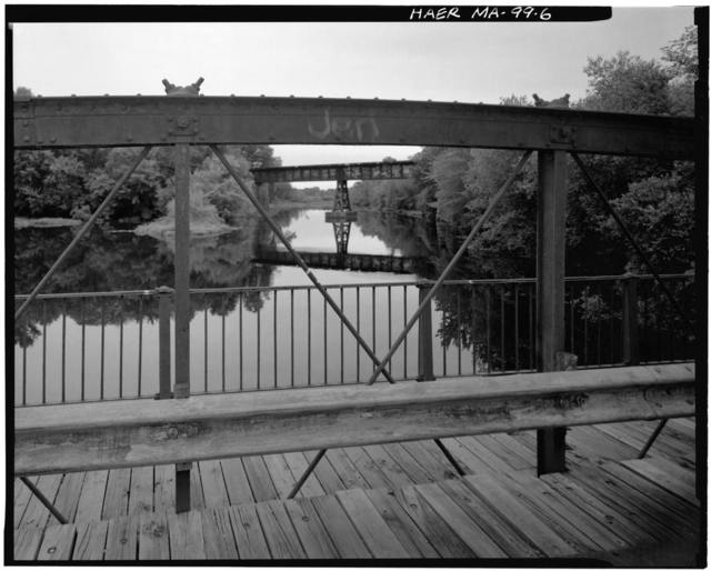 North Village Bridge, Spanning French River on North Main Street, Webster, Worcester County, MA