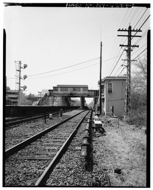 North White Plains Railroad Station, Fisher Street, west of North Broadway, White Plains, Westchester County, NY
