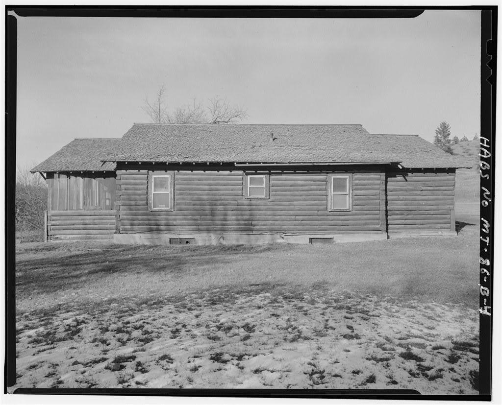 Northern Cheyenne Agency, Building No. 57, 850 feet north of U.S. Highway 212 on U.S. Highway 39, Lame Deer, Rosebud County, MT
