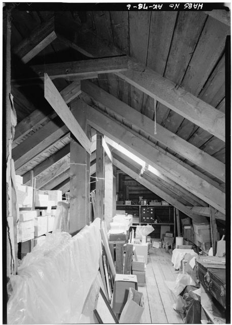Northern Commercial Company, Store, 220 Front Street, Eagle, Southeast Fairbanks Census Area, AK