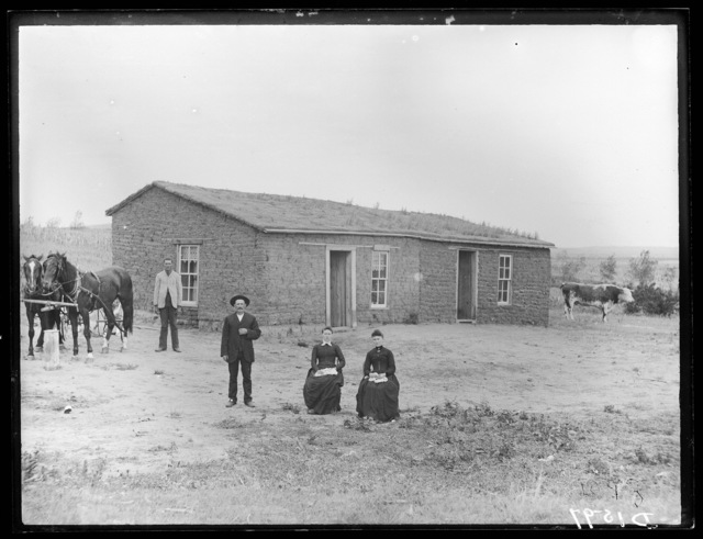 Northwest Custer County, Nebraska.