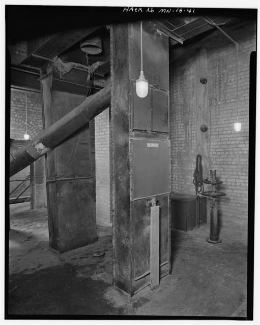 """Northwestern Consolidated Elevator """"A"""", 119 Fifth Avenue South, Minneapolis, Hennepin County, MN"""