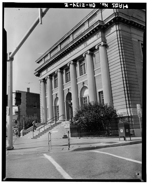 Norwood City Hall, Montgomery & Elm, Norwood, Hamilton County, OH