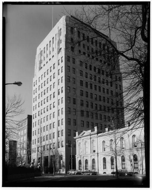 N.W. Ayer & Company Building, 204-212 South Seventh Street, Philadelphia, Philadelphia County, PA