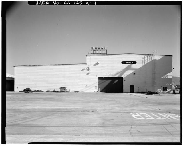 Oakland Army Base, Transit Shed, East of Dunkirk Street & South of Burma Road, Oakland, Alameda County, CA