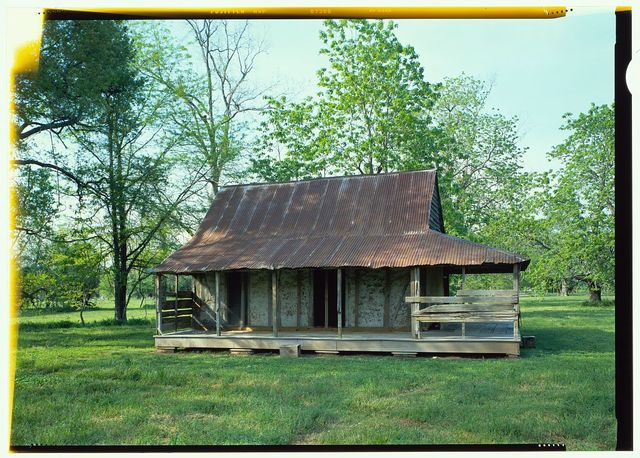 Oakland Plantation, Cook's House, Route 494, Bermuda, Natchitoches Parish, LA