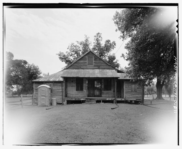 Oakland Plantation, Plantation Store & Post Office, Route 494, Bermuda, Natchitoches Parish, LA
