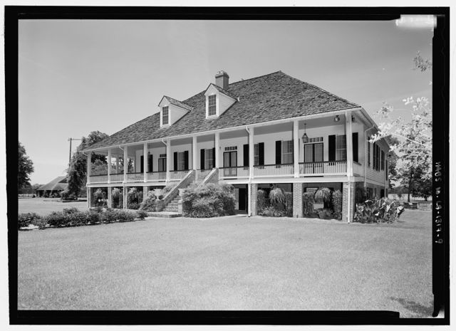 Oaklawn Plantation, Highway 494, Natchez, Natchitoches Parish, LA