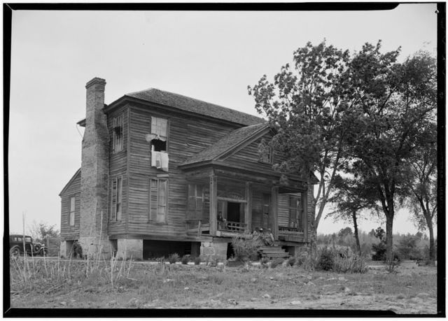 Obadiah Sealy House, State Route 9, Chester, Chester County, SC