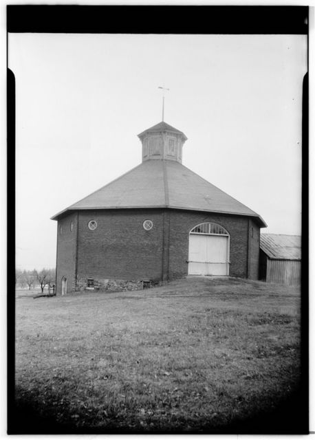Octagon Barn, North East, Erie County, PA