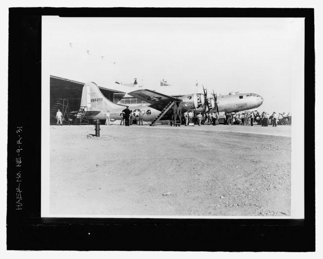 Offutt Air Force Base, Glenn L. Martin-Nebraska Bomber Plant, Building D, Peacekeeper Drive, Bellevue, Sarpy County, NE