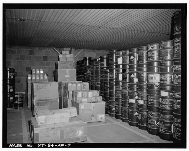 Ogden Arsenal, Magazine, 6097 Jonquil Lane, Layton, Davis County, UT